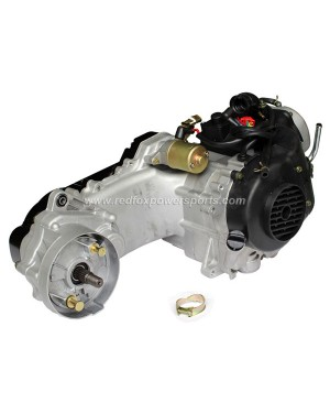 GY6 50CC 4 Stroke Short Case Engine 1P39QMB Kit for most Import Gas Scooters