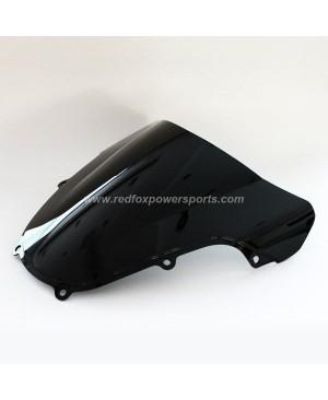 Black ABS Windshield Windscreen for SUZUKI GSX-R600/750/1000 2000-2003