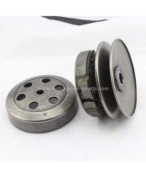 Driven Wheel Assembly for GY6 50cc Moped Scooter Motorcycle Bike ATV GO-KART