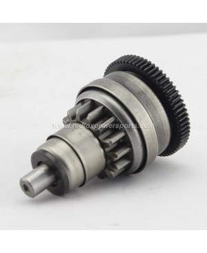 Starter Clutch for GY6 50cc Moped Scooter Motorcycle Bike ATV GO-KART
