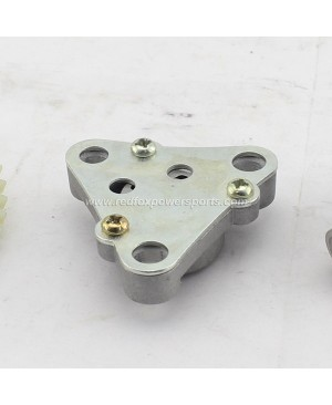 New Oil Pump for GY6 50cc 80cc Moped Scooter Motorcycle Bike ATV GO-KART