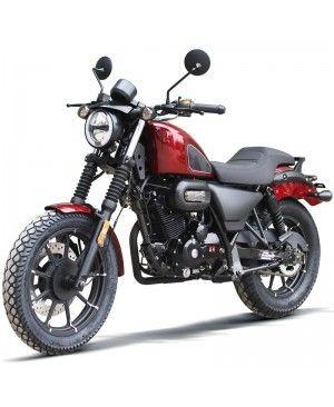 250cc Motorcycle RTB20 Retro Bike, 5spd manual Transmission