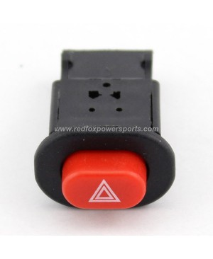 Hazard Light Switch Fits for GY6 50cc 150cc Moped Scooter Motorcycle