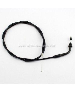 "45"" Throttle cable for 125cc 150cc 200cc 250cc Dirt Bike Pocket Bike"