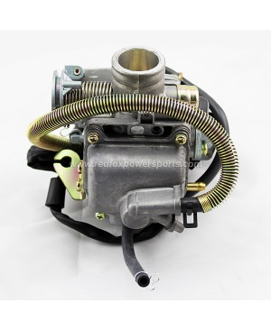 PD24Jw/Electric Choke KF Carburetor for GY6 125cc 150cc Moped Scooter ATV 24mm
