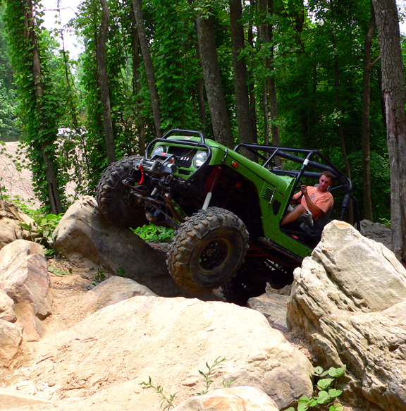 off-roading trails in tennessee