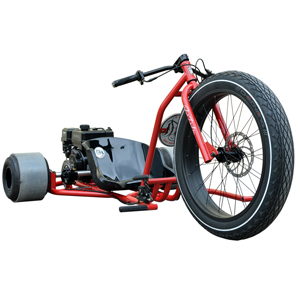 Parts for Boom Drift-Trike, Electric-Scooter, and EPA Dot