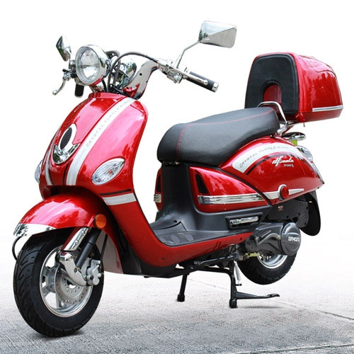 Dongfang Scooter DF200STE-A