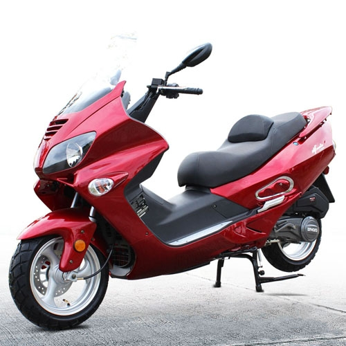 Dongfang Scooter DF200STG-A