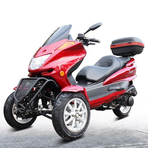 Dongfang Trikes DF125TKA