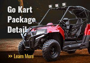 Go Kart Packaging Detail